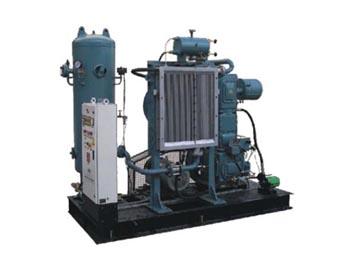 活塞式空压机的串,并联简单,可靠,而离心式空压机的串,并联则相当复杂