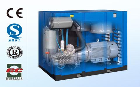 螺杆空压机简介及优点以及主要部件的作用
